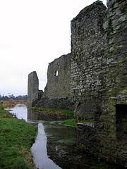 Trim Castle Moat by Sean Munson